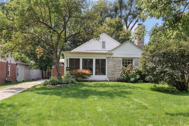 5834 Norwaldo Avenue, Indianapolis, IN 46220 (MLS #21803976) :: Anthony Robinson & AMR Real Estate Group LLC