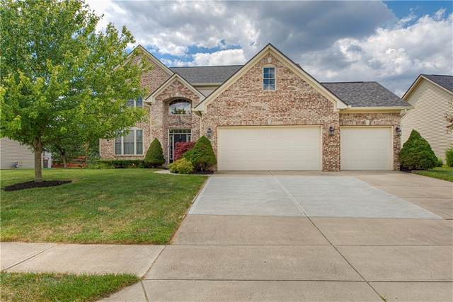 5586 Somerset Boulevard, Bargersville, IN 46106 (MLS #21804011) :: Mike Price Realty Team - RE/MAX Centerstone