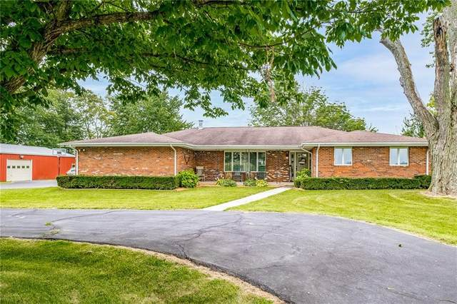 11885 E 700 N, Hope, IN 47246 (MLS #21804012) :: Mike Price Realty Team - RE/MAX Centerstone