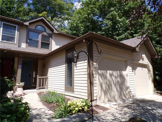 7954 Sunset Cove Drive, Indianapolis, IN 46236 (MLS #21804022) :: Ferris Property Group