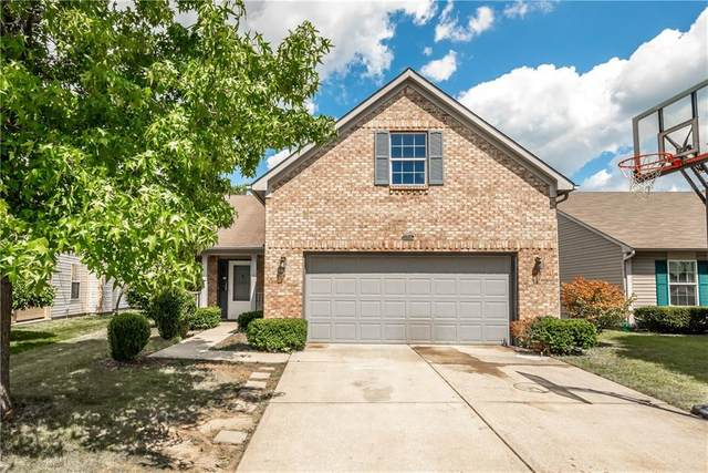 10704 Snowdrop Way, Indianapolis, IN 46235 (MLS #21804044) :: Anthony Robinson & AMR Real Estate Group LLC