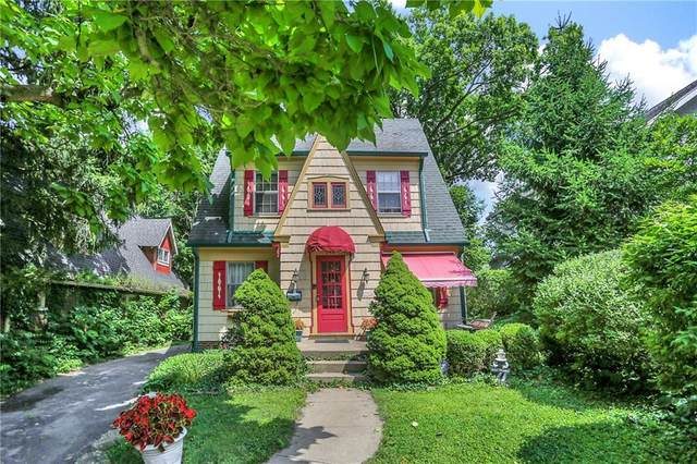 343 N Irvington Avenue, Indianapolis, IN 46219 (MLS #21804047) :: The Evelo Team