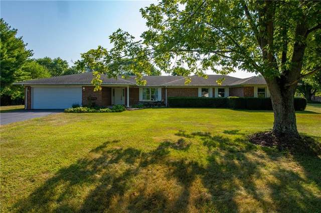 2571 S Stonybrook Lane, Franklin, IN 46131 (MLS #21804065) :: Mike Price Realty Team - RE/MAX Centerstone