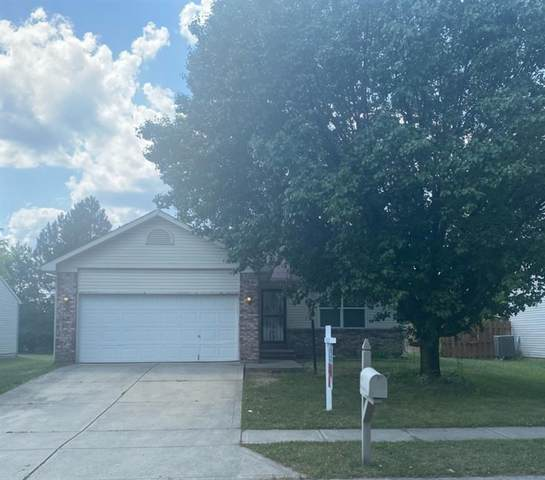 3954 Waterfield Drive, Indianapolis, IN 46235 (MLS #21804086) :: The Evelo Team