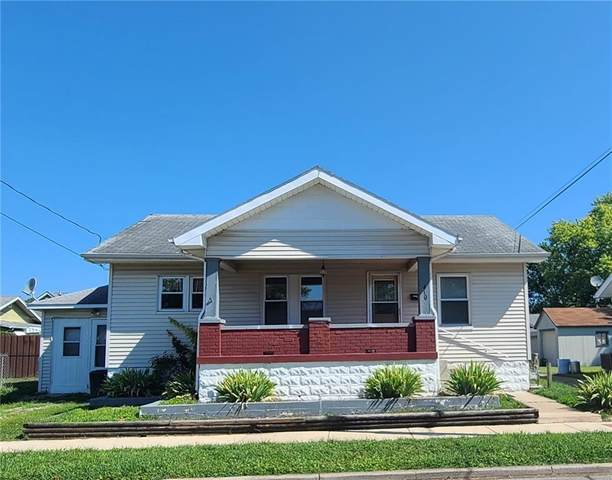 410 4th Street, Shelbyville, IN 46176 (MLS #21804118) :: Mike Price Realty Team - RE/MAX Centerstone