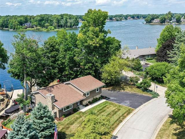 1560 Overlook Circle, Cicero, IN 46034 (MLS #21804143) :: Mike Price Realty Team - RE/MAX Centerstone
