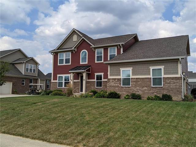 3241 Autumn Ash Drive, Zionsville, IN 46077 (MLS #21804243) :: Mike Price Realty Team - RE/MAX Centerstone