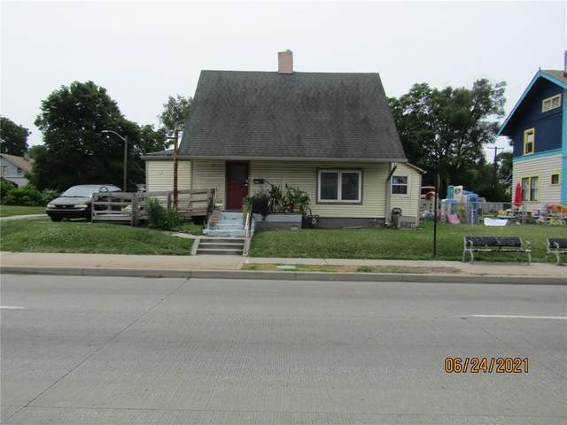 545 E 38th Street, Indianapolis, IN 46205 (MLS #21804253) :: The Evelo Team