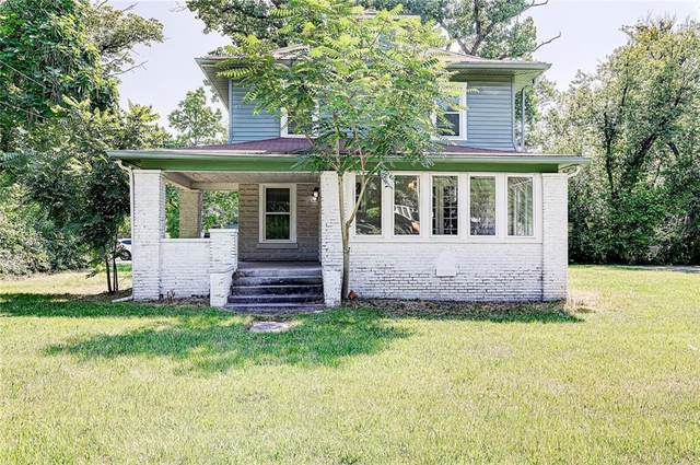 4165 N Sherman Drive, Indianapolis, IN 46226 (MLS #21804258) :: Mike Price Realty Team - RE/MAX Centerstone