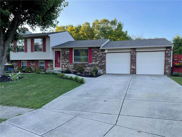 7424 Glenshire Circle, Indianapolis, IN 46237 (MLS #21804319) :: The Indy Property Source