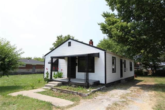 2842 N Keystone Avenue, Indianapolis, IN 46218 (MLS #21804433) :: AR/haus Group Realty