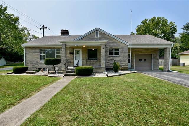 502 Duffey Street, Plainfield, IN 46168 (MLS #21804439) :: Mike Price Realty Team - RE/MAX Centerstone