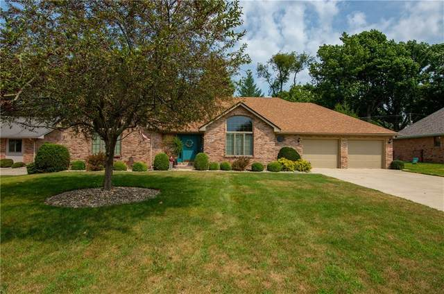 2316 Hillcrest Avenue, Anderson, IN 46011 (MLS #21804474) :: The Evelo Team