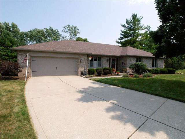 9148 Westdrum Court, Indianapolis, IN 46231 (MLS #21804482) :: Mike Price Realty Team - RE/MAX Centerstone