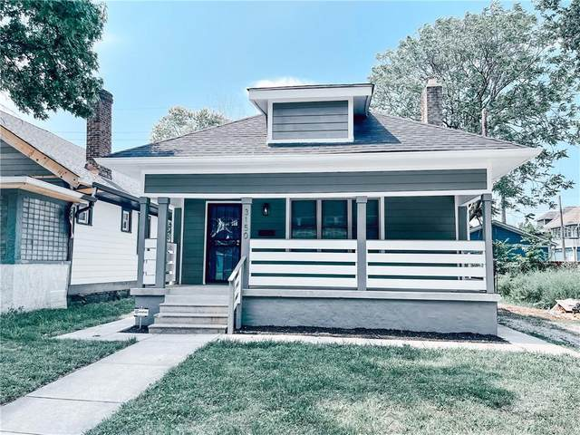 3150 N Broadway, Indianapolis, IN 46205 (MLS #21804498) :: The Evelo Team