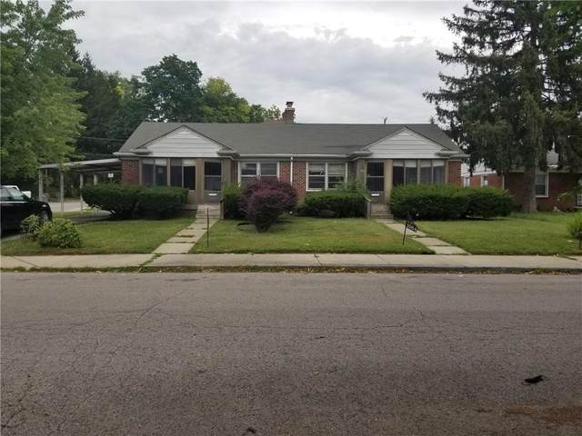 1064 W 37th Street, Indianapolis, IN 46208 (MLS #21804501) :: Mike Price Realty Team - RE/MAX Centerstone