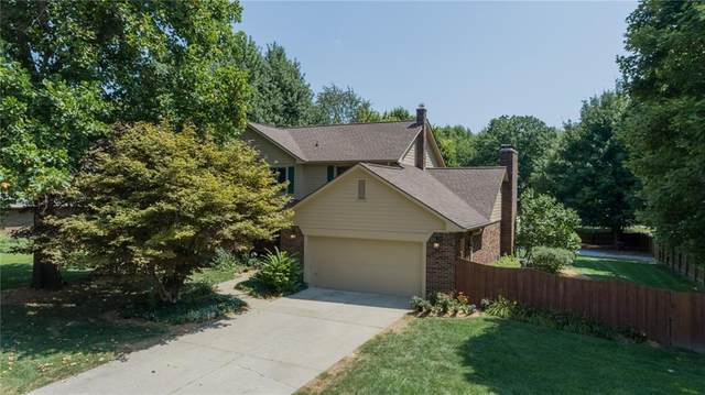 469 Jackson Place, Greenwood, IN 46142 (MLS #21804542) :: Mike Price Realty Team - RE/MAX Centerstone