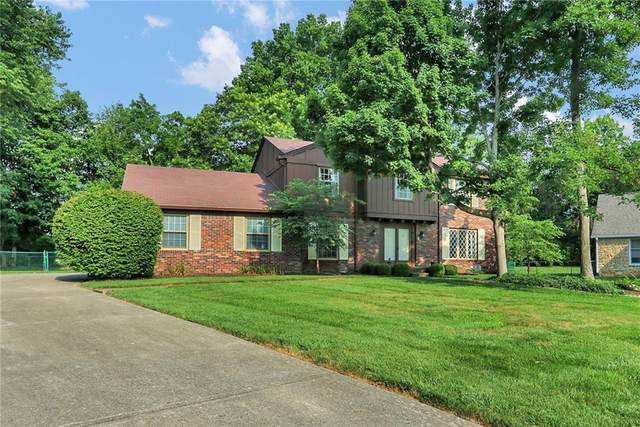 13 Lakeview Court, Carmel, IN 46033 (MLS #21804545) :: Mike Price Realty Team - RE/MAX Centerstone