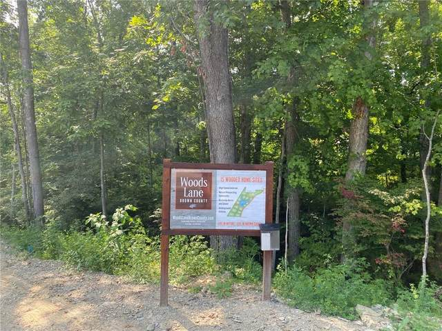 Lot 8 Woods Trail, Nashville, IN 47448 (MLS #21804559) :: Mike Price Realty Team - RE/MAX Centerstone