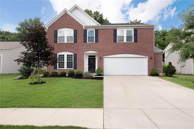 11140 Litchfield Place, Fishers, IN 46038 (MLS #21804573) :: Mike Price Realty Team - RE/MAX Centerstone