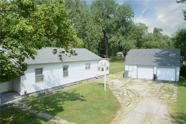 5041 S State Avenue, Indianapolis, IN 46227 (MLS #21804581) :: The Evelo Team