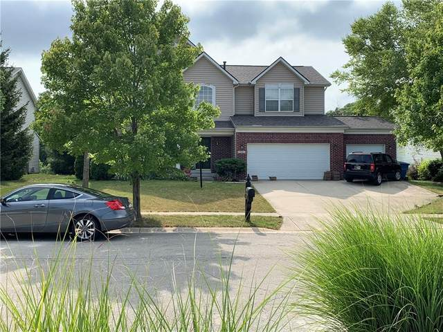 7412 Wythe Drive, Noblesville, IN 46062 (MLS #21804584) :: Dean Wagner Realtors