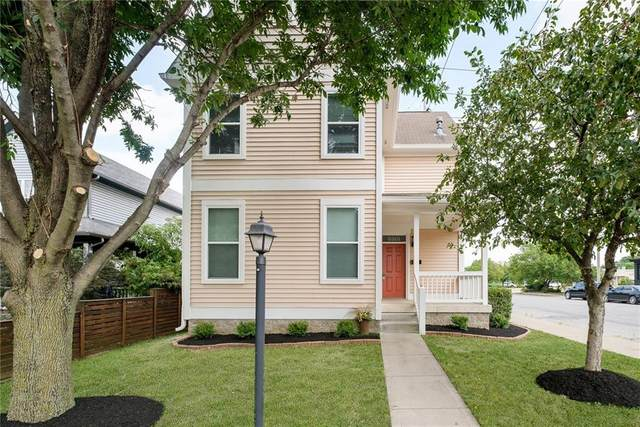 2201 N New Jersey Street, Indianapolis, IN 46205 (MLS #21804596) :: The Evelo Team