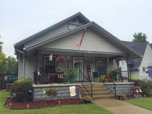530 Homestead Avenue, Seymour, IN 47274 (MLS #21804624) :: Mike Price Realty Team - RE/MAX Centerstone