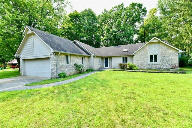 8225 Osprey Circle, Indianapolis, IN 46256 (MLS #21804633) :: The Indy Property Source