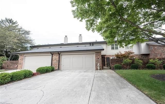 1028 Tuckahoe Street, Indianapolis, IN 46260 (MLS #21804640) :: Heard Real Estate Team | eXp Realty, LLC