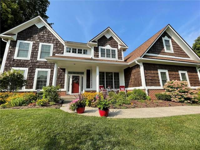 6504 Royal Oakland Place, Indianapolis, IN 46236 (MLS #21804641) :: The Indy Property Source
