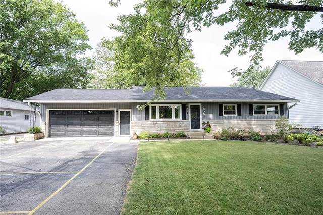 908 Pawnee Road, Carmel, IN 46032 (MLS #21804655) :: Mike Price Realty Team - RE/MAX Centerstone