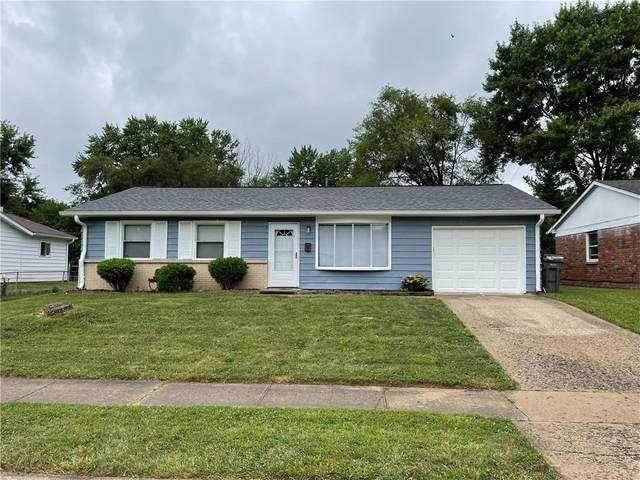 3636 N Faculty Drive, Indianapolis, IN 46224 (MLS #21804676) :: The Indy Property Source