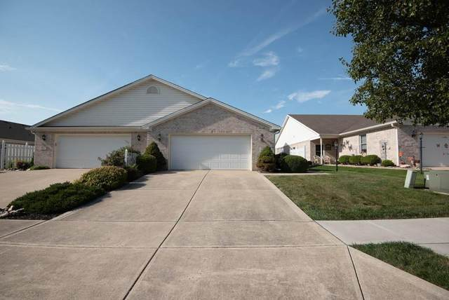 3378 Lukes Way, Greenwood, IN 46143 (MLS #21804712) :: The Evelo Team