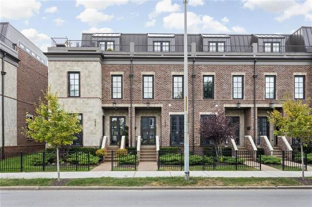 1830 N Pennsylvania Street #7, Indianapolis, IN 46202 (MLS #21804723) :: Mike Price Realty Team - RE/MAX Centerstone