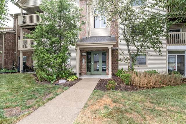 1044 Timber Creek Dr #7, Carmel, IN 46032 (MLS #21804728) :: The Evelo Team