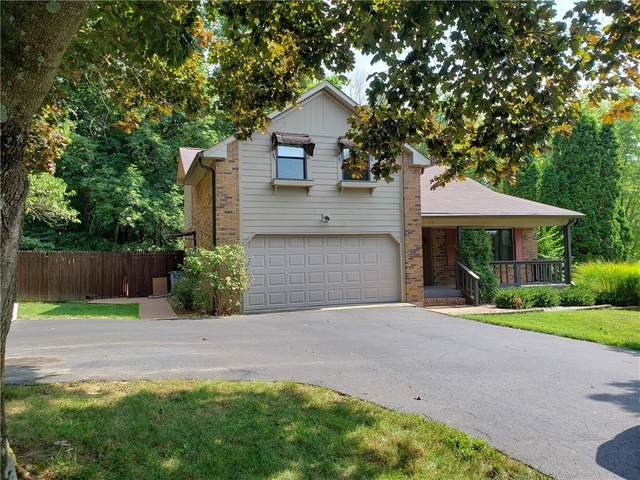 530 Bailliere Drive, Martinsville, IN 46151 (MLS #21804732) :: The Evelo Team