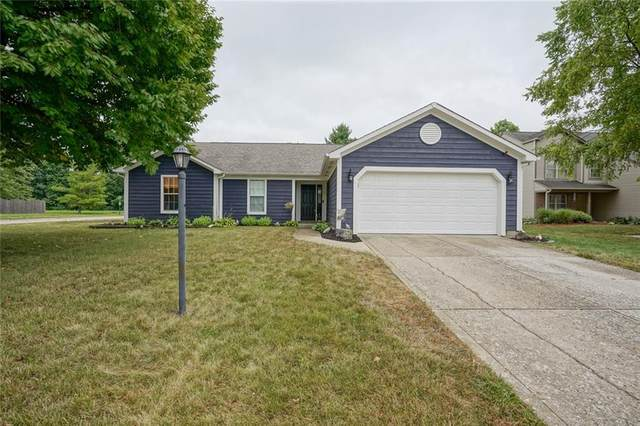 7413 Bancaster Drive, Indianapolis, IN 46268 (MLS #21804733) :: The Indy Property Source