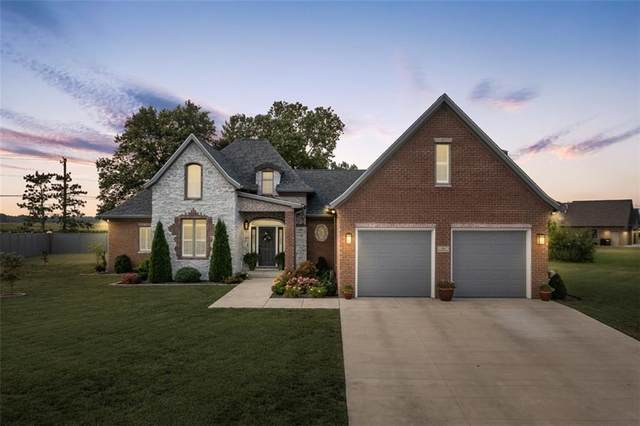 3560 Dundee Court, Seymour, IN 47274 (MLS #21804740) :: Ferris Property Group