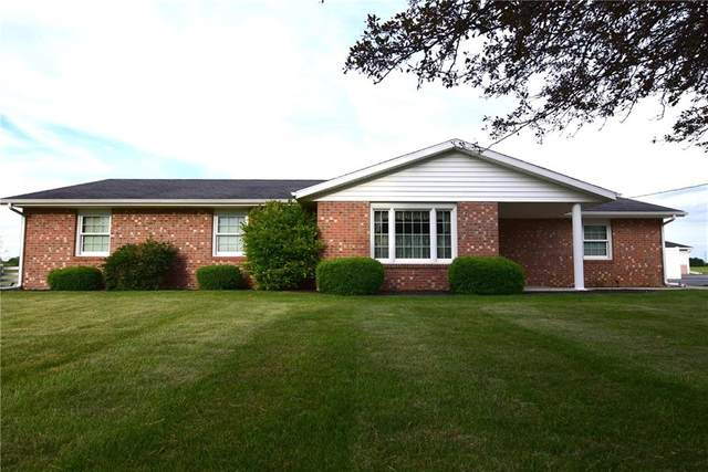4440 S County Road 575 E, Selma, IN 47383 (MLS #21804794) :: The ORR Home Selling Team