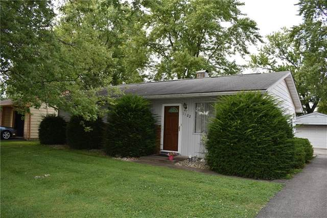 1122 Crestmoor Drive, Shelbyville, IN 46176 (MLS #21804818) :: Mike Price Realty Team - RE/MAX Centerstone