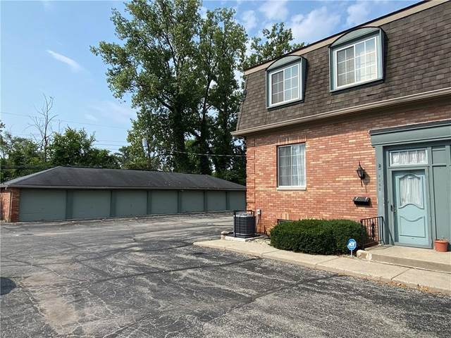 5150 Hawthorne Drive A, Indianapolis, IN 46226 (MLS #21804832) :: The Indy Property Source
