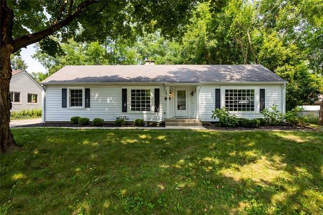 22 W 58th Street, Indianapolis, IN 46208 (MLS #21804880) :: The Evelo Team