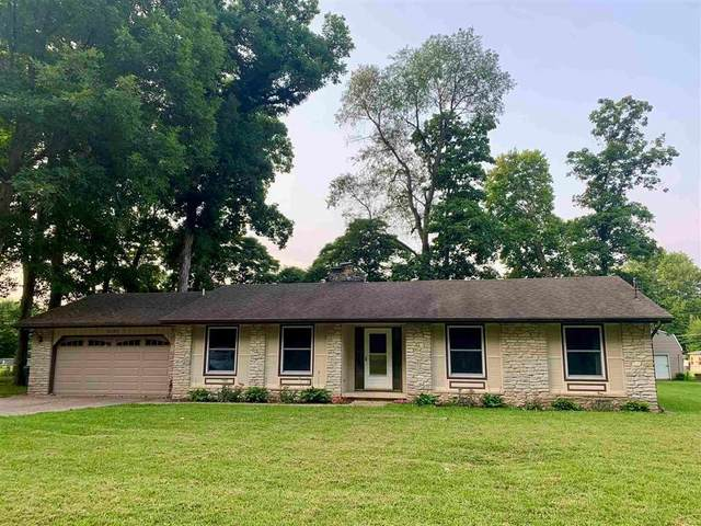 8305 W Lone Beech Drive, Muncie, IN 47304 (MLS #21804881) :: Mike Price Realty Team - RE/MAX Centerstone