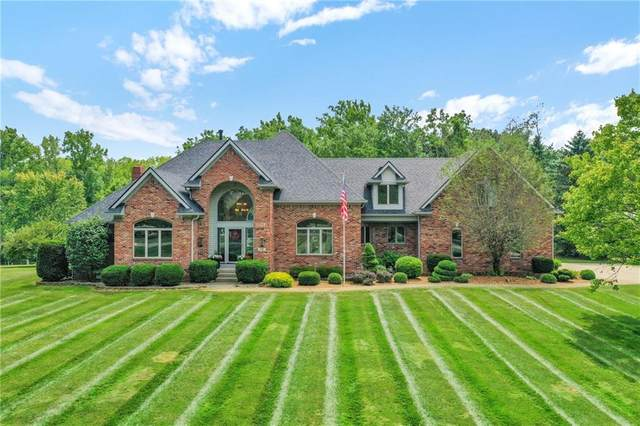 9121 W Forest Drive, Elwood, IN 46036 (MLS #21804895) :: Mike Price Realty Team - RE/MAX Centerstone