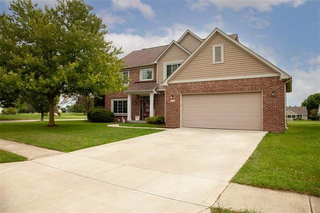 5163 Trull Brook Drive, Noblesville, IN 46062 (MLS #21804904) :: Pennington Realty Team