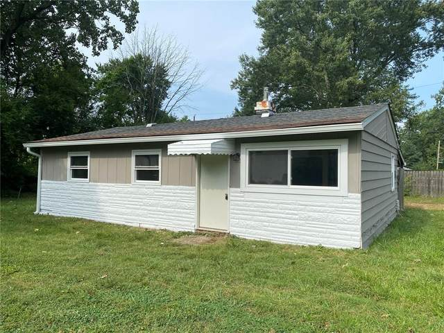 1404 S Dequincy Street, Indianapolis, IN 46203 (MLS #21804912) :: The Indy Property Source