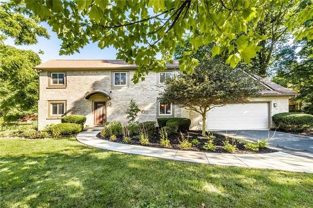 3766 E 65th Street, Indianapolis, IN 46220 (MLS #21804932) :: Mike Price Realty Team - RE/MAX Centerstone