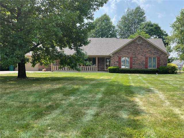 1098 N Glendale Lane, Greenfield, IN 46140 (MLS #21804950) :: Mike Price Realty Team - RE/MAX Centerstone
