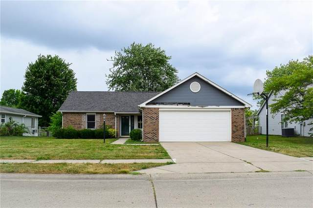 3726 Crickwood Drive, Indianapolis, IN 46268 (MLS #21804956) :: The Indy Property Source